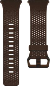 Ionic, Accessory Band, Perforated Leather, Large