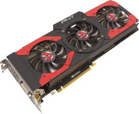 GeForce GTX 1070 8GB XLR8 OC Gaming