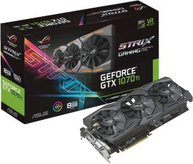 ROG Strix GeForce GTX 1070 Ti 8G Gaming