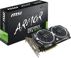 GeForce GTX 1070 Ti Armor 8G
