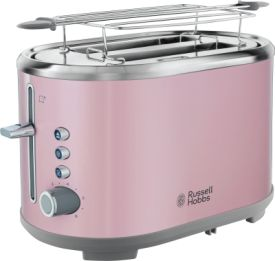 Bubble Soft Pink Toaster