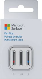 Surface Pen Tips_V2 Stiftspitzen-Kit (3 Spitzen: 2H, HB, B)