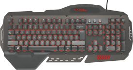 GXT 850 Metal Gaming Keyboard CH