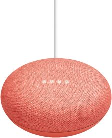 Google Home Mini Campari/Coral