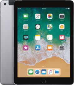 iPad Wi-Fi + Cellular 32GB (2018)