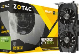 GeForce GTX 1070Ti 8GB AMP! Edition