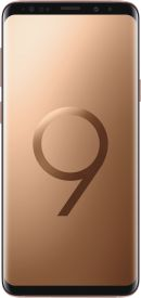 Galaxy S9 Plus Duos 64GB G965F sunrise gold