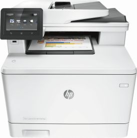 Color LaserJet MFP M477fdw