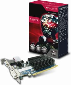 Radeon R5 230 - Low Profile - passiv - 1GB DDR3