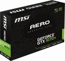 GeForce GTX 1070 Ti Aero 8G