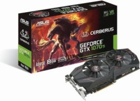 Cerberus GeForce GTX 1070 Ti Advanced Edition 8GB