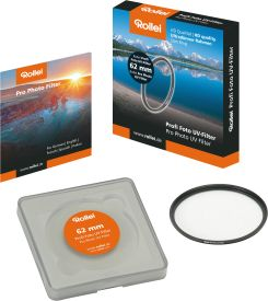 Profi Foto UV-Filter 62mm
