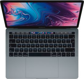 "MacBook Pro 13"" CTO 2.7GHz i7/16GB with Touch Bar"