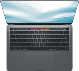 MacBook Pro 13 Zoll, 2.3 GHz i5, 512 GB (2018)