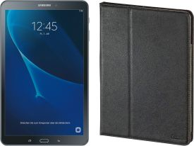 "Galaxy Tab A 10.1 T580 32GB + Tablet-Case ""Bend"""