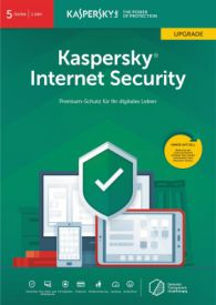 Internet Security (5 PC) Upgrade [PC/Mac/Android] (D/F/I)