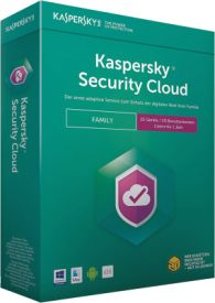 Security Cloud Family Edition 20 Geräte