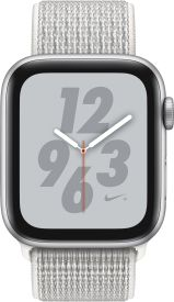Watch Nike+ Series 4 GPS + Cellular, 44mm Alu gipfle-we. Arm