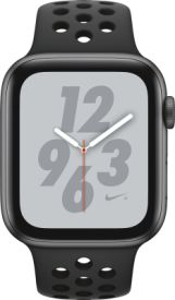 Watch Nike+ Series 4 GPS + Cellular, 44mm Alu ant.-schw.Armb
