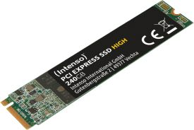 SSD 240GB PCI Express (PCIe) HIGH PERFORMANCE