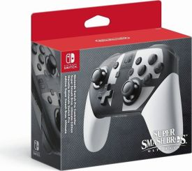 Switch Pro Controller Super Smash Bros. Ultimate Edition