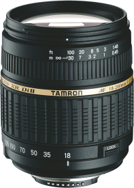 18-200mm 3,5-6,3 XR Di II Canon