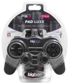 PS3 Controller-Pad mit Rumble-Funktion