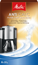 AntiCalc FilterCafe Machines 6x20g