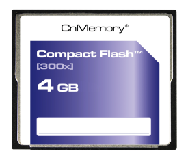 4GB Compact Flash-Card Ultra High Speed