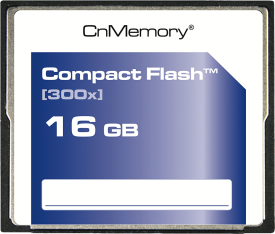 16GB Compact Flash-Card Ultra High Speed