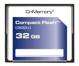 32GB Compact Flash-Card Ultra High Speed