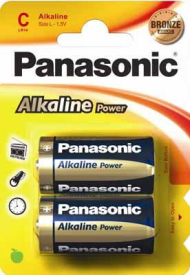 LR14APB/2BP Alkaline Power 2er Blister