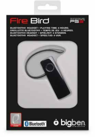 PS3 Firebird Bluetooth Headset