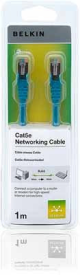 CAT5e SNG-SHD Patchkabel, RJ45M, 1m