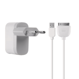 F8Z884CW04 Micro Wall Charger für iPod, iPhone mit Kabel
