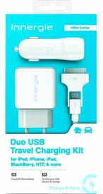 mMini Combo - Duo Travel Charging Kit