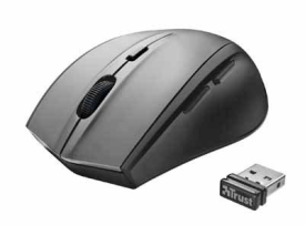EasyClick Wireless Mini Mouse