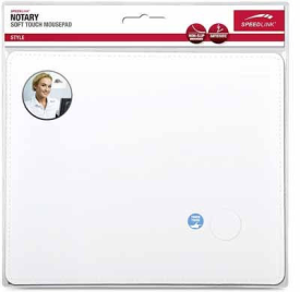 SL-6243-LWT NOTARY Soft Touch Mousepad