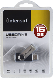 Basic Line 16GB USB Drive 2.0