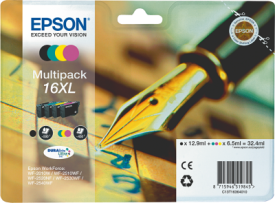 16XL Multipack T1636