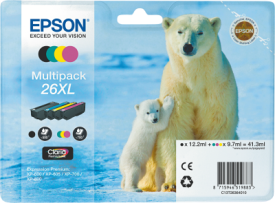 26XL Multipack T2636