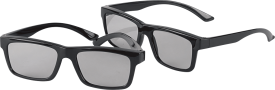 PR 3D Glasses 2er Pack