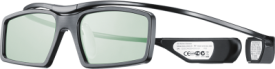 SSG-3570CR/XC 3D-Active-Shutter-Brille