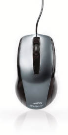 SL-6101-GY RELIC Mouse - PS/2
