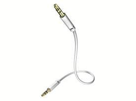 Star MP3 Audiokabel 0,75m 3,5 Klinke - 3,5 Klinke