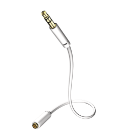 Star MP3 Audiokabel 3,0m 3,5 Klinke  3,5 Klinke (w)