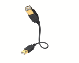 Premium High Speed USB 2.0 2,0m USB A - USB B