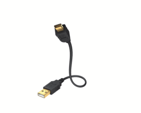 Premium High Speed USB 2.0 5,0m USB A - USB Mini B