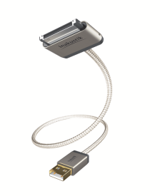 Premium iPlug USB Kabel 2 m Apple - USB