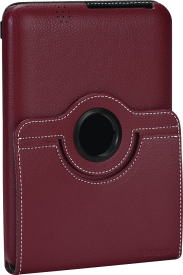 Faux Leather Versavu For The Kindle Fire HD